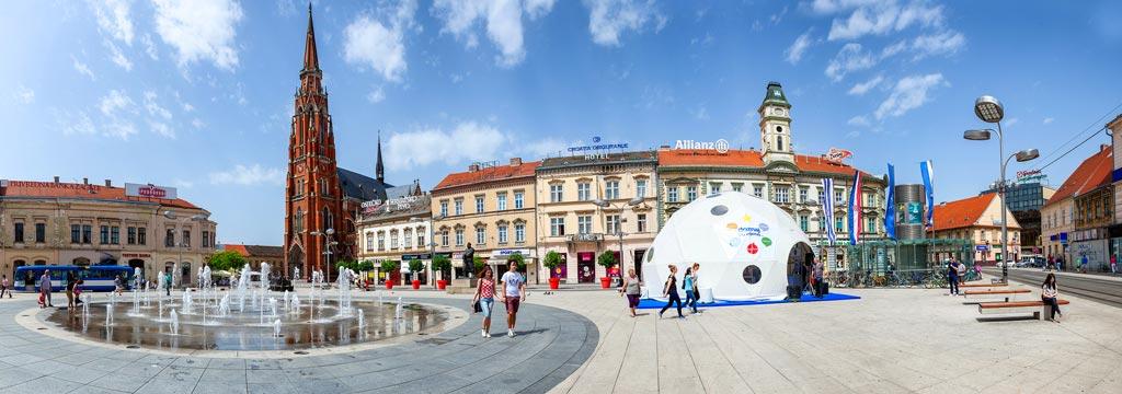 Osijek, Croácia