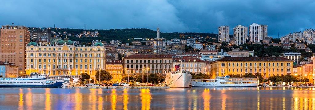 Rijeka, Croácia