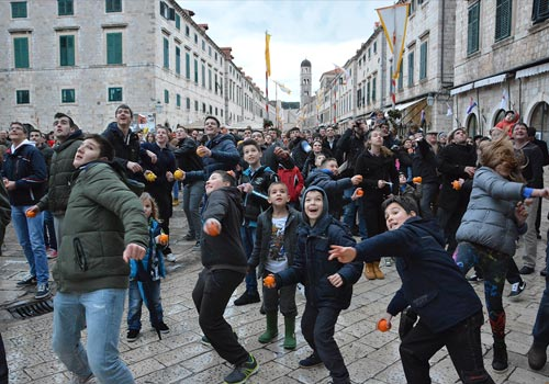 Tradicional Bingo de Dubrovnik